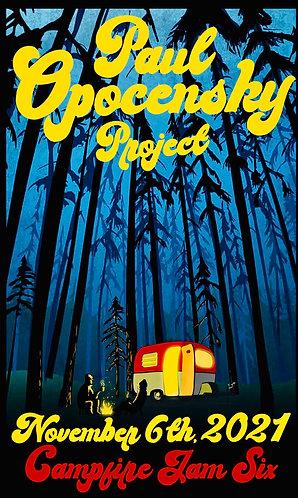 Campfire Jam VI - Single Ticket