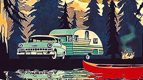 Campfire Jam IV Ticket & Poster
