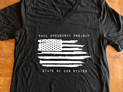 Paul Opocensky Project - State of Our States Tee (V-Neck)