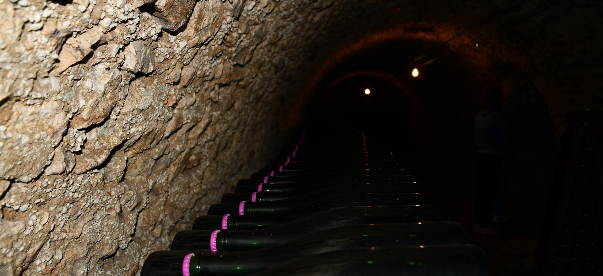 Im wundervollen Keller Labyrinth von Petit & Bajan.