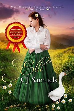 Book Cover Elli