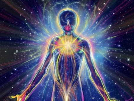 Seventh Body - The Auric Body