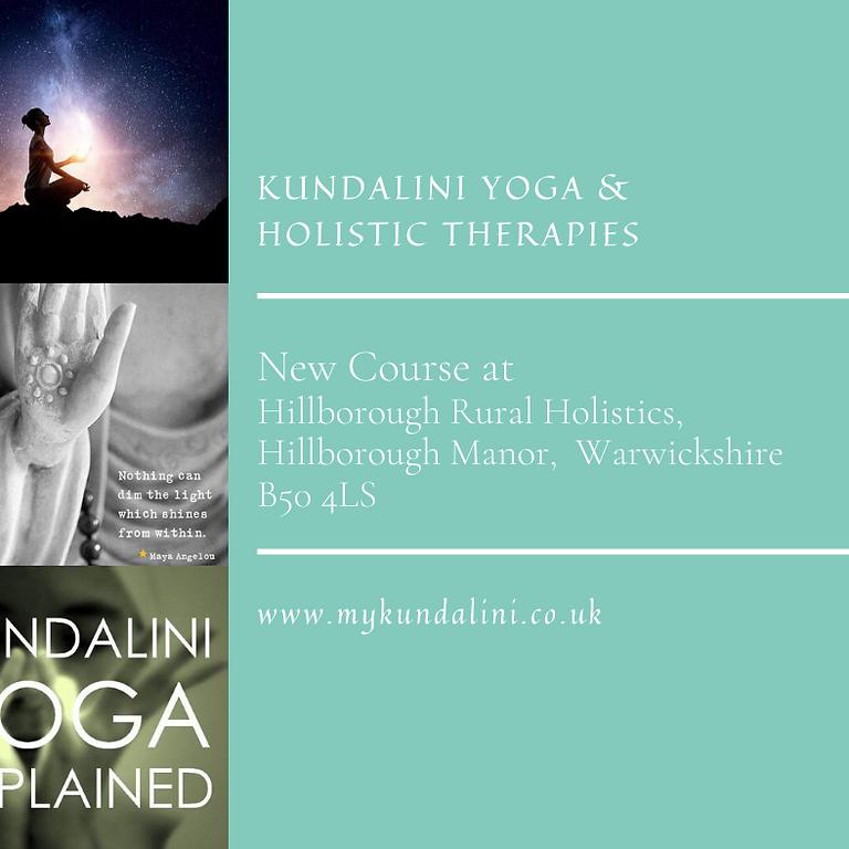 Hillborough Rural Holistic's with Kundalini Yoga & Gong