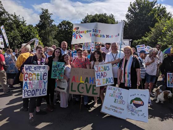 GLIN at Pride 2019