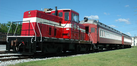 MIDDLETOWN RAILROAD & CRUISE