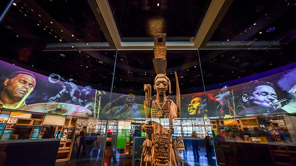 National Museum of African American History and Culture (OVN)