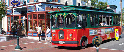 CAPE MAY, A TOUR BACK IN TIME