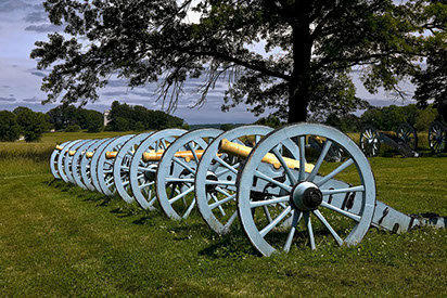 VALLEY FORGE ENCAMPMENT TOUR & MEAL