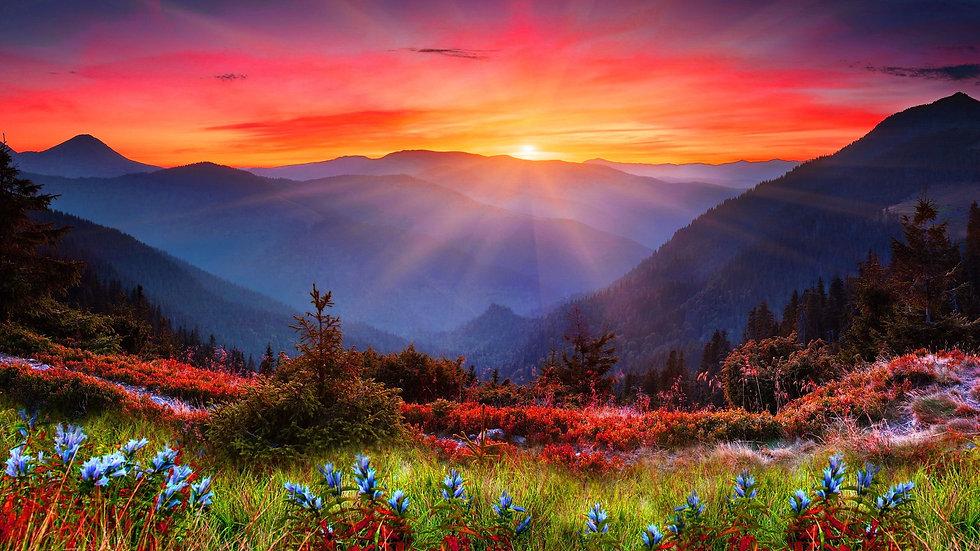 The Smokey Mountains