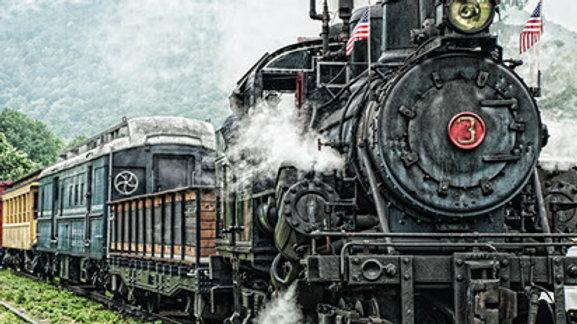 TRAINS & MUSIC OF WEST VIRGINIA