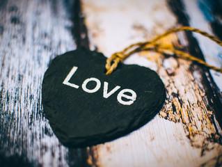 Again I say it: God is Love