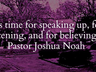 What Did Your Pastor Preach About Last Sunday?