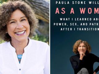 Celebrating Paula Stone Williams for gender awareness week!