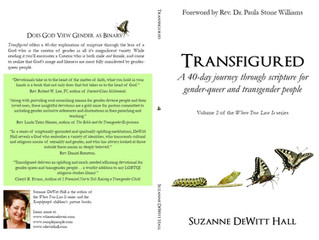Endorsements for TRANSFIGURED