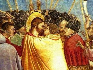 Judas: The First Recipient of the First Eucharist