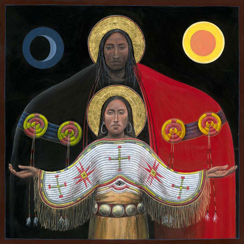Father John Giuliani | Lakota Annunciation