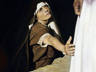 Grabbing Hold of God's Hem