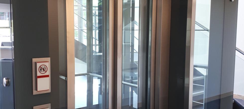 First Floor Doors