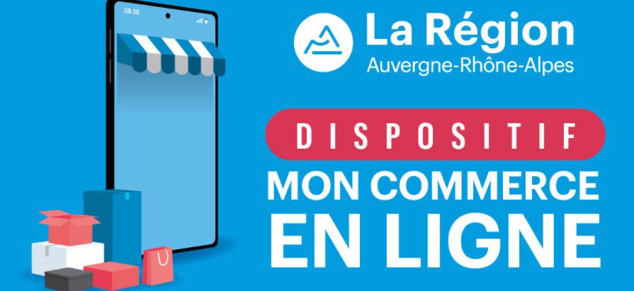 La Région Auvergne vous aide à passer au e-commerce