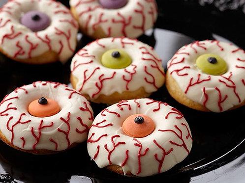 Halloween Donuts 10/17@ 12-2