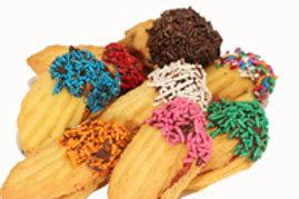 Virtual Class: Italian Butter Cookies 3/3 @ 4PM