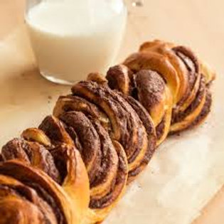 Virtual Class: Braided Nutella Bread 10/15 @ 4:30PM