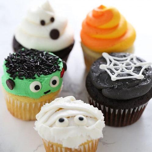 Virtual Class: Halloween Cupcakes 10/31@ 10AM