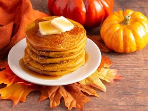 Virtual Class : Pumpkin Pancakes 11/8 @ 9AM