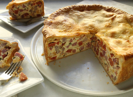Pizza Rustica: An Italian Easter Tradition