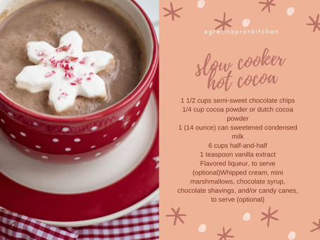 Our Favorite Hot Cocoa Recipes