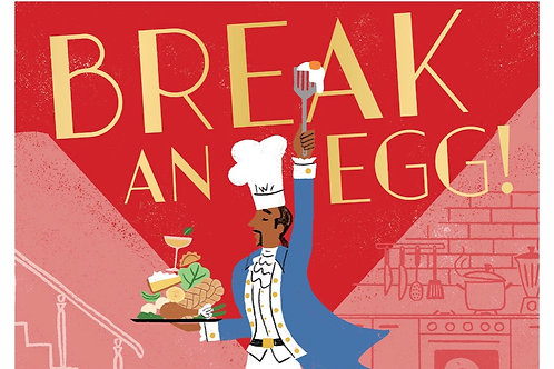 Adult Class: Break an Egg: Broadway-themed Recipes 10/29 @ 7PM (BYOB)