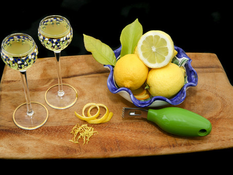 When Life Gives You Lemons...Limoncello Aftermath