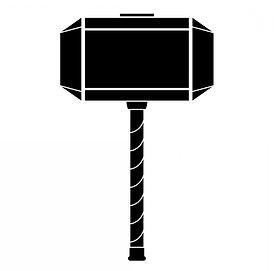 Thor Hammer - Thor Social | Digital Marketing Agency