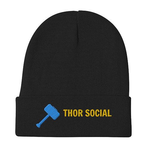 Thor Social Premier Beanie