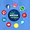 Thumbnail: Social Media Management Growth Package (1-Month)