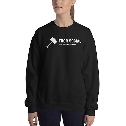 Thor Social Unisex Sweatshirt