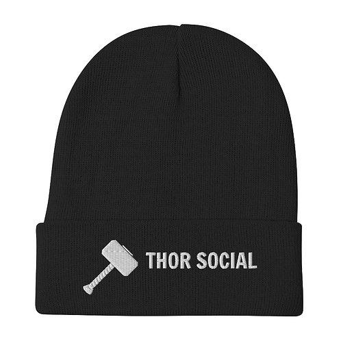 Thor Social Simple Beanie