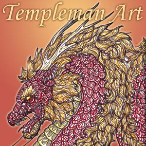 Templeman Art @SunnyCon 2020