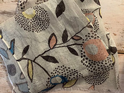 Donna Hubbard Linen Scarf
