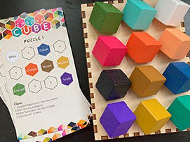 Chromo Cube Game