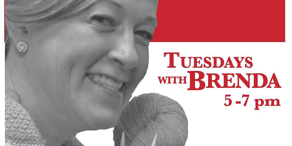 Tuesdays with Brenda.