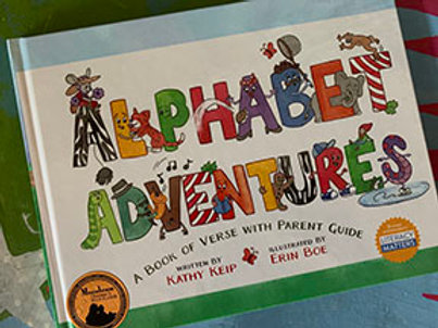 Alphabet Adventures Book
