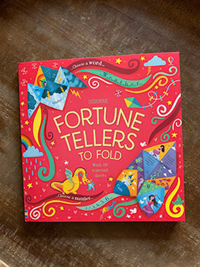 Fortune Tellers to Fold Book