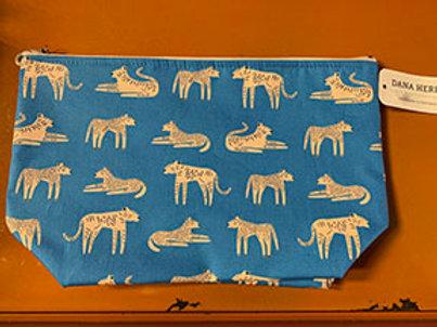 Dana Herbert Large Cosmetic Bag