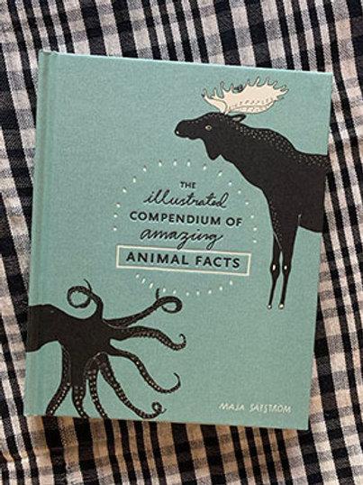 Amazing Animal & Baby Animal Facts Book