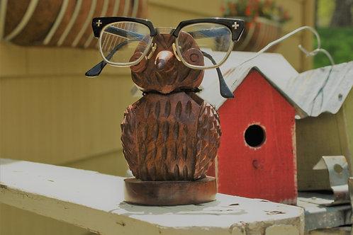 Wooden Eyeglass Holders