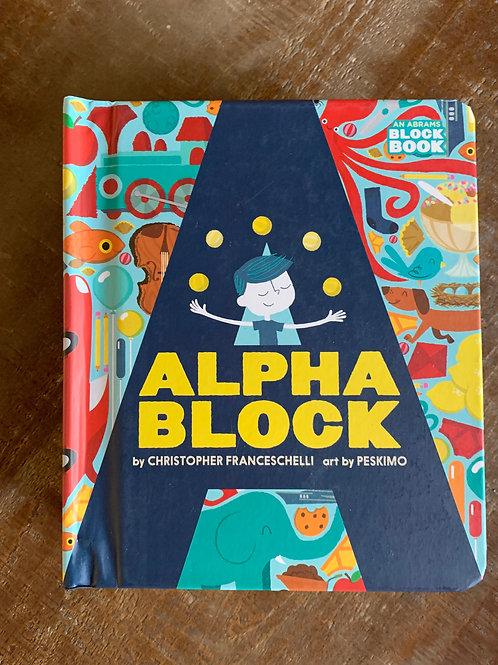 Children's Block Books