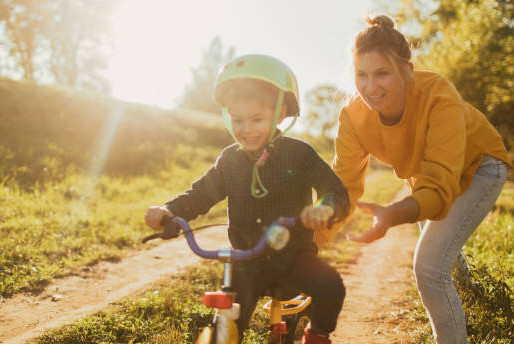 ¿Cómo ayuda el ciclismo a los niños con autismo?