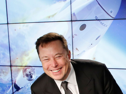 Elon Musk revela que tiene el Síndrome de Asperger