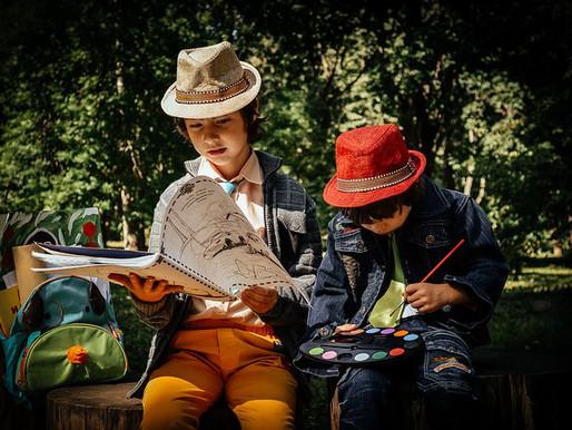 Las maravillas y los beneficios del arte para los niños con autismo